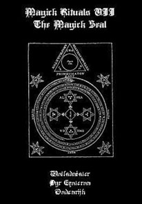 Wolfsduister - Magick Rituals VII: The Magick Seal