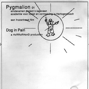Dog In Pain - Pygmalion (cd)