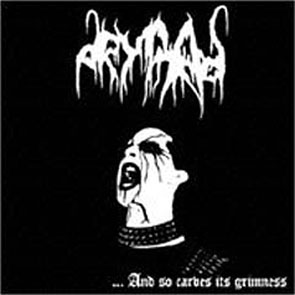 Dryaad - And So Carves Its Grimness