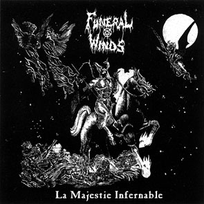 Funeral Winds - La Majestie Infernable