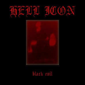 Hell Icon - Black Evil