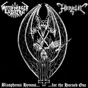 Heretic - Blasphemic Hymns for the Horned One