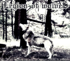 Legion Of Wolves - In a Fury of Armageddon