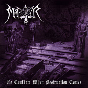Martyr - To Confirm When Destruction Comes (demo)
