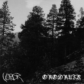 Orodruin - Split with Vordr