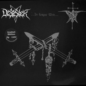 Pentacle - Desaster In League With Pentacle