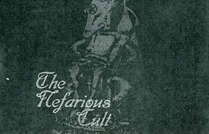 The Nefarious Cult - Initiation of the Nefarious Throne