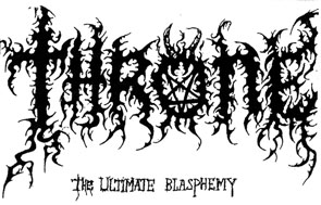 Throne - The Ultimate Blasphemy